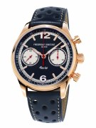Frederique Constant Vintage Ralley Healey Chrono Automatic Watch Model FC0397HN5B4