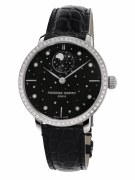 Frederique Constant Slimline Manufacture Moonphase Stars 39mm  Watch Model FC-701BSD3SD6