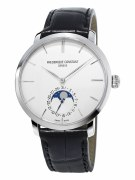 Frederique Constant Slimline Manufacture Moohphase 42mm Watch Model FC-705S4S6