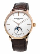 Frederique Constant Slimline Manufacture Moonphase 42mm Watch Model FC-705V4S4