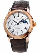 Frederique Constant Classics Moonphase Manufacture 42mm Watch Model FC-712MS4H4
