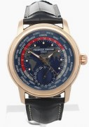 Frederique Constant Classic Worldtimer Manufacture Watch Model FC-718NRWM4H9