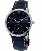 Frederique Constant Slimline Power Reserve Manufacture 40mm Watch Model FC-723NR3S6