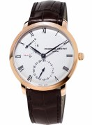 Frederique Constant Slimline Power Reserve Manufacture 40mm Watch Model FC-723WR3S4