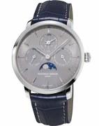 Frederique Constant Slimline Perpetual Calendar Manufacture 42mm Watch Model FC-775G4S6