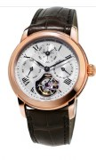 Frederique Constant QP Tourbillon Manufacture 42mm Watch Model FC-975MC4H4