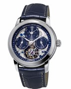 Frederique Constant Classic Tourbillon Perpetual Calendar Manufacture 42mm Watch Model FC-975N4H6