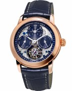 Frederique Constant Classics Tourbillon Perpetual Calendar Manufacture 42mm Watch Model FC-975N4H9