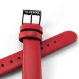 Mondaine Red Leather Strap 16M