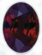 Ruby 1.51ct Oval Cut
