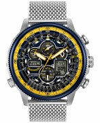 Citizen Eco-Drive Men's Blue Angeles Navihawk AT Watch Model JY8031-56L