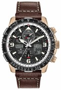Citizen Eco Drive Skyhawk AT Model JY8076-07E