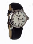 A Krieger Unisex K3003.1A.5R Elite White Dial Watch