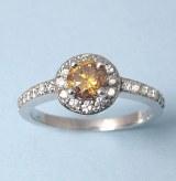 Diamond ring 14k 0.86 cttw model PC3604-6