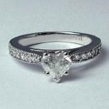 Diamond Ring 14ktw 0.99cttw