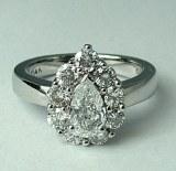 Diamond Ring 14ktw 1.75cttw