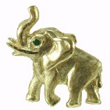 Republican Elephant 1k4y gold model SWP0910Y