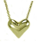 Heart pendent 14kty Gold SWP5206Y