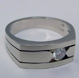 Diamond Ring 0.30ct 18ktw