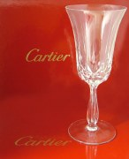 Cartier Maison Du Prince Verre A Eau Water Glass model T-1303002