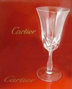 Cartier Maison Du Prince Verre A Eau Red Wine set of 6 model T-1303003