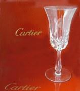 Cartier Maison Du Prince Verre A Eau White Wine Stemware Set of 6 model T-1303005