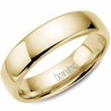 A Wedding band 14ky 6mm Supreme Heavy Weight