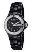 Technomarine Women's 110027C Cruise Ceramic Black Watch