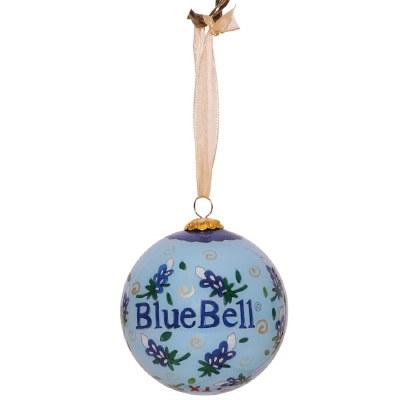 Kitty Keller Glass Ornament