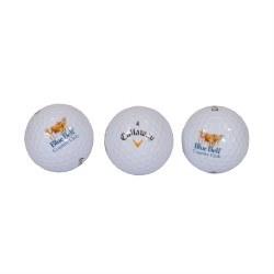 Golf Balls - 3 Pak Warbird