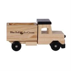 Truck Wooden Logo