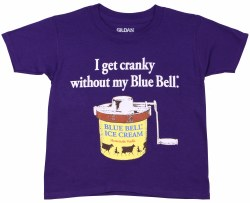 Cranky Kid Purple Tee