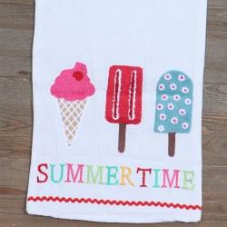 Runner Summertime