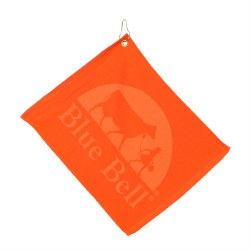 Orange Golf Towel