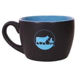 Black Jumbo Mug