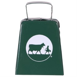 Green Cow Bell
