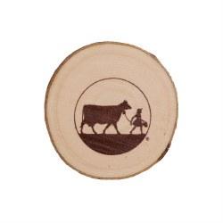 Woodland Coasters Duo