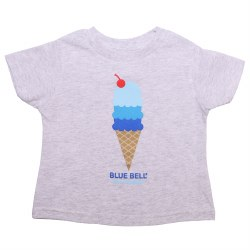 Toddler Grey Blue Cone 2T