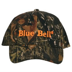 Camo Youth Cap