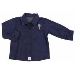 Denim Shirt 6-12mths