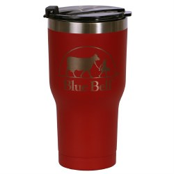 RTIC Red Tumbler