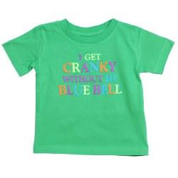 Cranky Green Infant 6m Tee