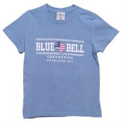 Blue Texas YXS Tee
