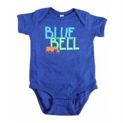 Onesie Vintage Blue Infant 6m