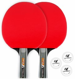 Sport 200 Duo Pack Table Tennis Racquets