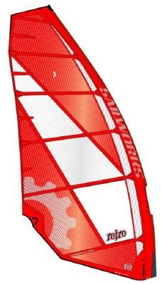 2019 Sailworks Retro 5.5m Red