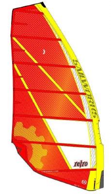 2020 Sailworks Retro 6.5 Red
