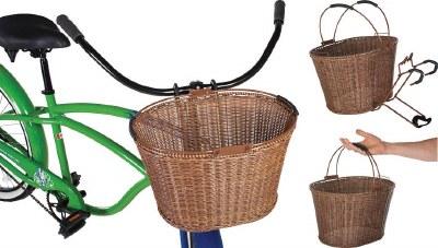 49N St.Lawrence Wicker Basket