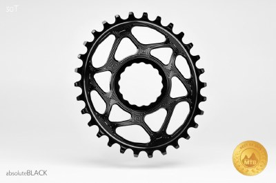 absoluteBlack OVAL SRAM CX 42T