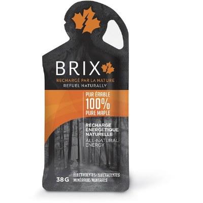 Brix Maple Syrup Energy Gel